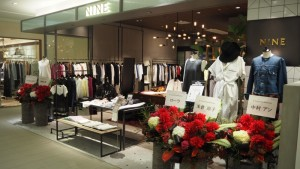 NINE LUCUA OSAKA OPENED TODAY!!