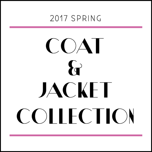 【NINE OFFICIAL WEB STORE】COAT & JACKET COLLECTION