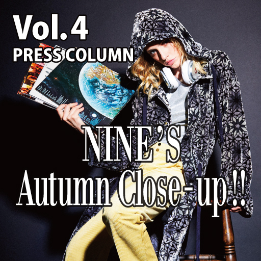 【8/9 UP!! vol.4 PRESS COLUMN】