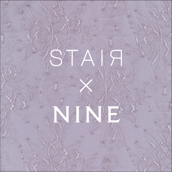 【NINE LUMINE SHINJUKU】STAIR POP UP