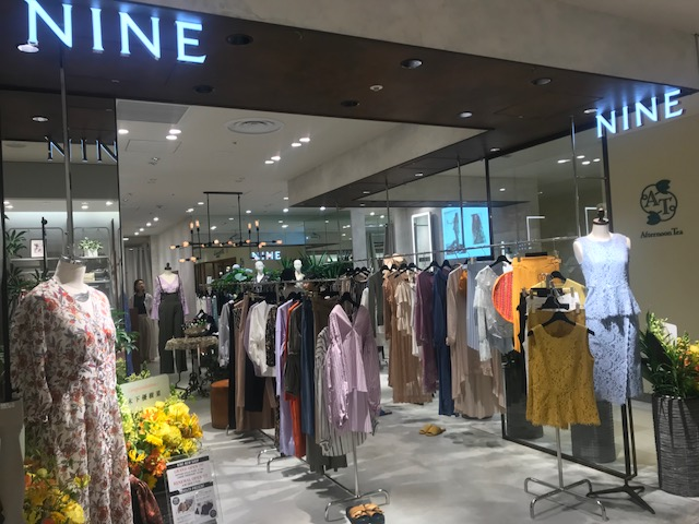 【3/6 GRAND OPEN】NINE LUMINE YURAKUCHO